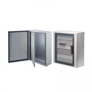 Cofres termoplásticos Gemini y metálicos SR2/SRX