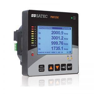 PM135 Medidor de Energía Multiuncional