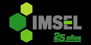 Logo IMSEL 25 años