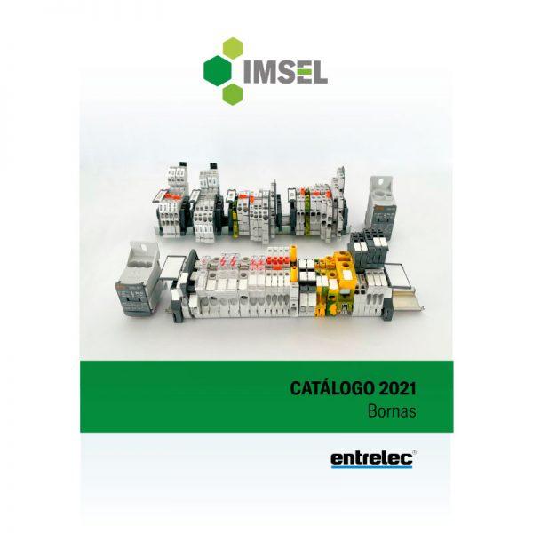 Portada catálogo Entrelec