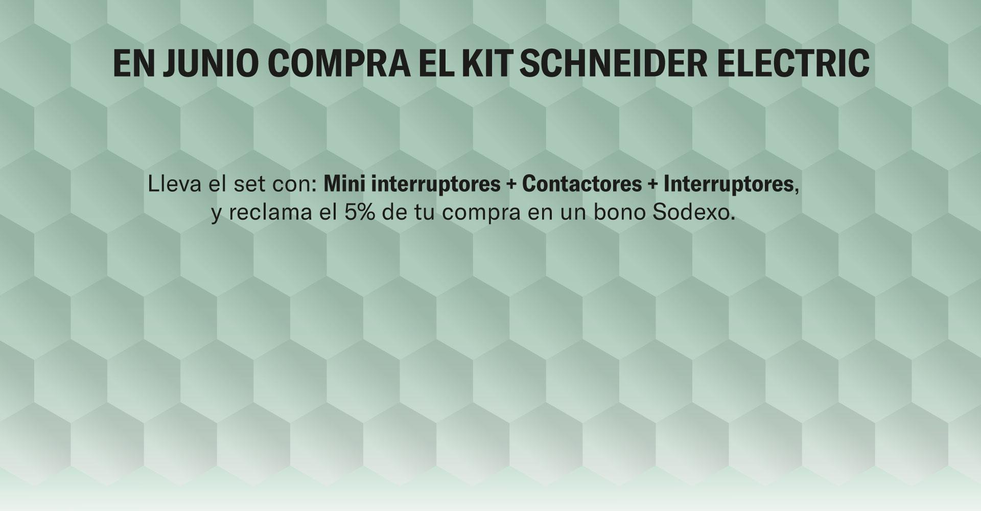 Junio Kit Schneider Electric